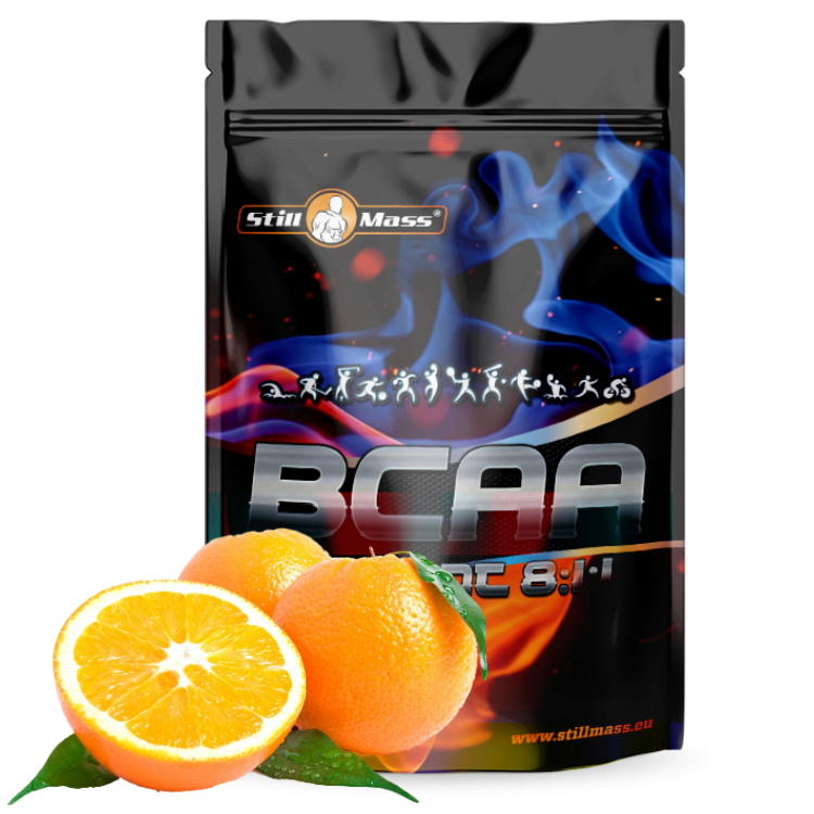 BCAA 8:1:1 INSTANT 1 kg |Orange