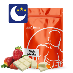 Night micellar 1kg |Whitechoco/Strawberry NEW