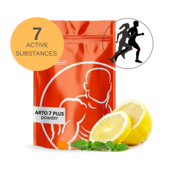 Artro 7 Plus Powder 1,5kg |Lemon