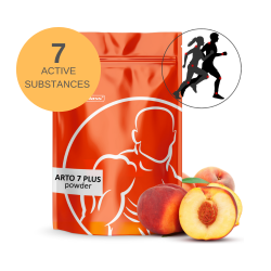 Artro 7 Plus Powder 1,5kg |Peach