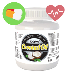 Coconut oil 1000ml