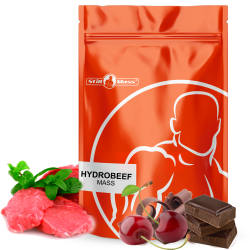 Hydrobeef mass 4 kg |Chocolate cherry