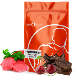 Hydrobeef protein 1kg | chocolate cherry