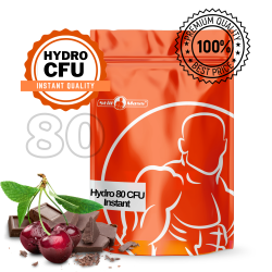 Hydro 80  CFU Instant 2kg  | chocolate/cherry