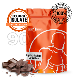 HYDRO ISOLATE 90 INSTANT CFM 1kg |Chocolate