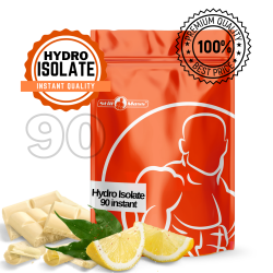 HYDRO ISOLATE 90 INSTANT CFM  2 kg |Lemon/whitechoco