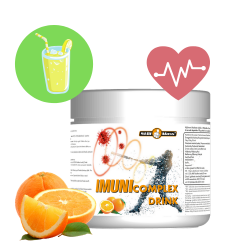 IMUNICOMPLEX DRINK  400g orange