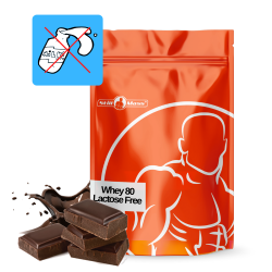 Whey 80 Lactose free 100 g |Chocolate