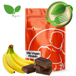 Mix vegan protein500 g |Choco/Banana