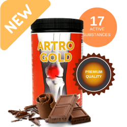 Artro Gold  |chocolate 750 g