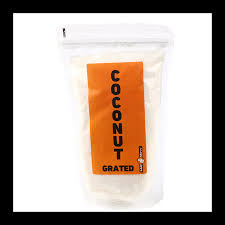 Coconut grated 200g