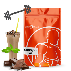 Gainer pro 22 4kg |Chocolate