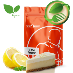Rice protein 1kg|Cheesecake/lemon