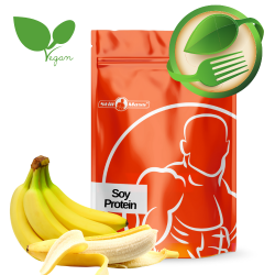 Soy protein isolate 2,5kg |Banana
