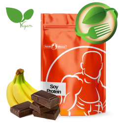 Soy protein isolate 2,5kg |Choco/banana