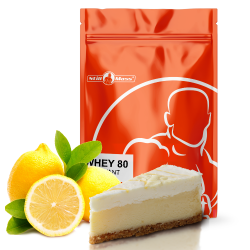 Whey 80 instant new 1kg |Cheesecake/lemon