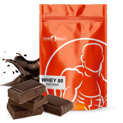 Whey 80 instant 2,5kg |Chocolate