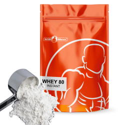Whey 80 instant new 1kg |Natural