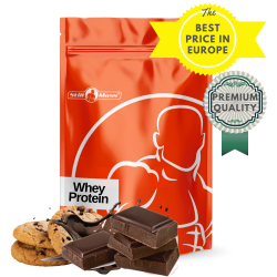 Whey protein 1kg |Choco /cookies