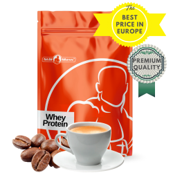 Whey protein 80 1kg |Coffee